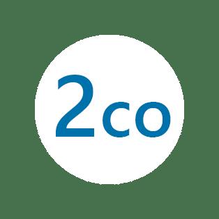 logo 2 speed coaxial